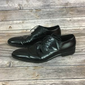 To Boot New York Black Oxford